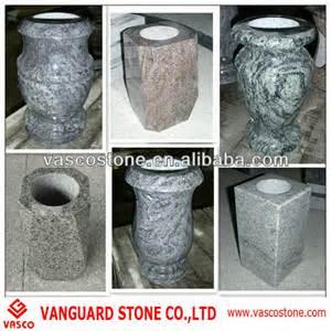 Metal Flower Vases Wholesale Granite Vases Flower Vases For Headstones Buy Flower