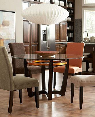 Macy S Dining Room Furniture Cappuccino Dining Room Furniture Collection Furniture Macy S Home Decor Pinterest