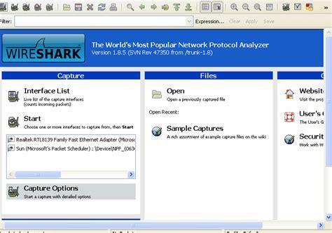 tutorial menggunakan aplikasi wireshark catatan kecil mengintip password login ftp di mikrotik