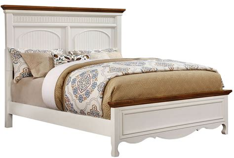 white oak bedroom set galesburg white and oak bedroom set cm7040q furniture of america