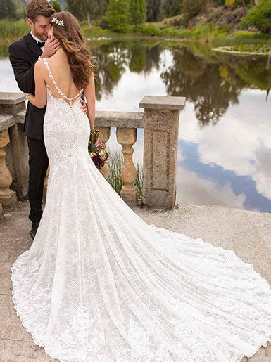 backless wedding dresses open  bridal gowns