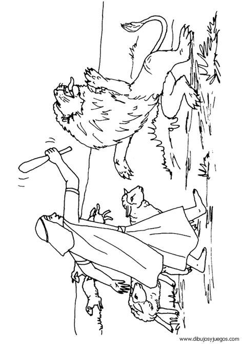 dibujos para colorear de david y goliat free coloring pages of david y goliat