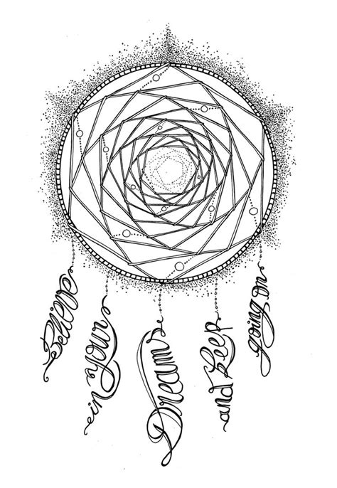 dream catcher coloring page for adults 134 best dreamcatcher coloring pages for adults images on