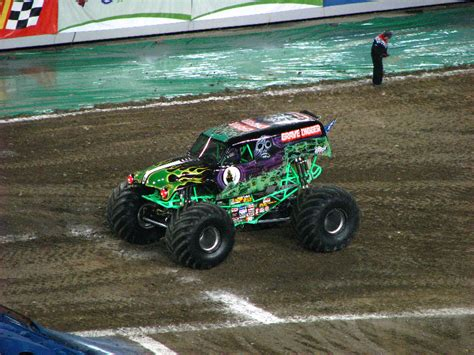 monster truck show south florida monster jam raymond james stadium ta fl 045