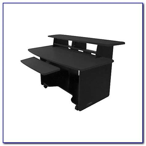 Omnirax Presto Studio Desk Black Desk Home Design Omnirax Presto Studio Desk