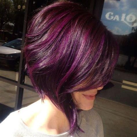 hair color on tumblr eggplant color hair tumblr
