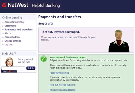 natwest bank transfer local transfer guide using natwest bank help