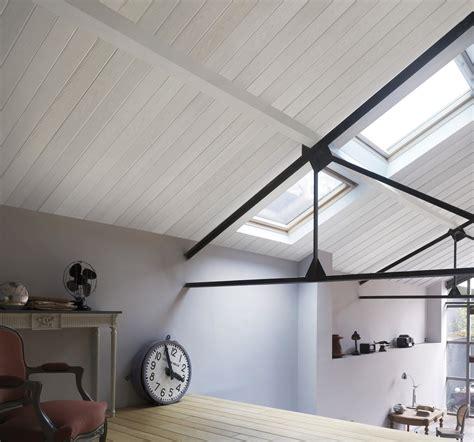 Lambris Bois Plafond by Du Lambris Au Plafond Pour Un Effet Garanti Leroy Merlin