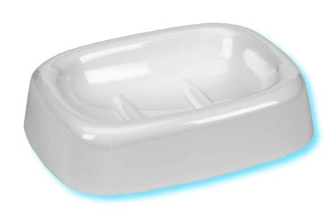 Topi Hotel Topi Plastik plastic oval soap dish available in white ivory or black