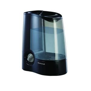 honeywell 1 gal warm moisture filter free humidifier