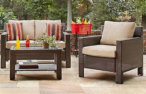 create customize your patio furniture beverly collection