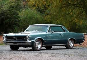 1965 Pontiac Gto Specs 1965 Pontiac Gto Hardtop Coupe Specifications Photo