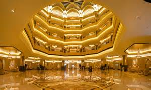 Waterfall Crystal Chandelier 10 Of The Most Extravagant Hotel Lobbies In The World Afar