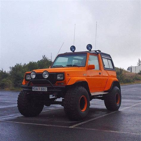 jeep daihatsu daihatsu rocky daihatsu rocky daihatsu