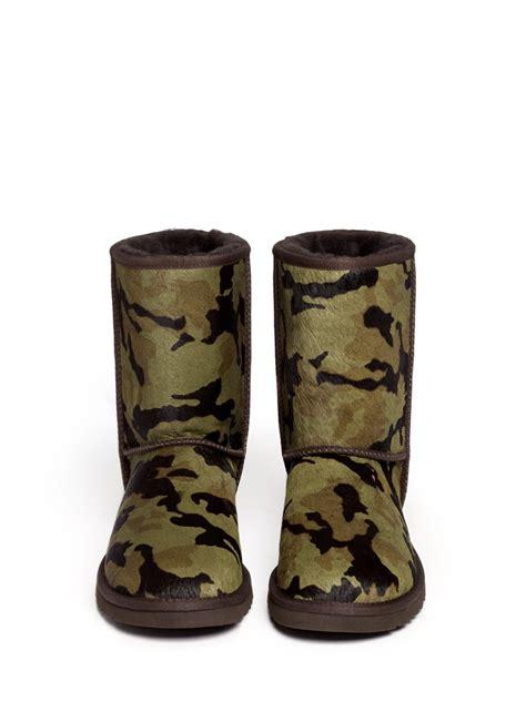 camo boot slippers rowland camo uggs