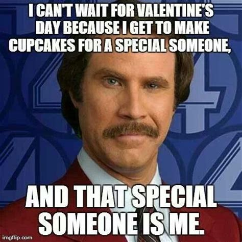 Anti Valentines Day Memes - will ferrell meme facebook anti valentines day