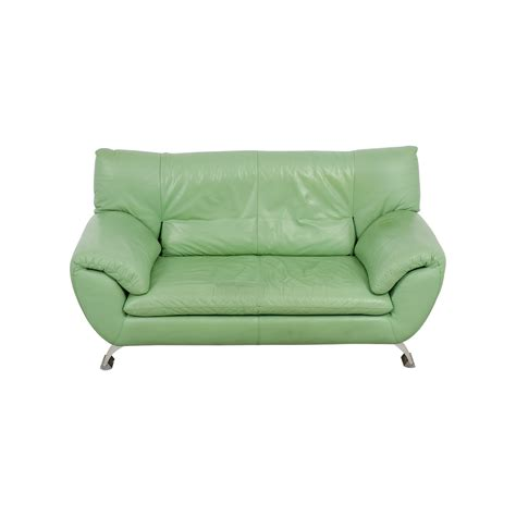 loveseat online green leather sofas online okaycreations net