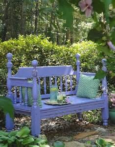 Bed Frame Garden Ideas Top 10 Diy Ideas For Headboard Bench