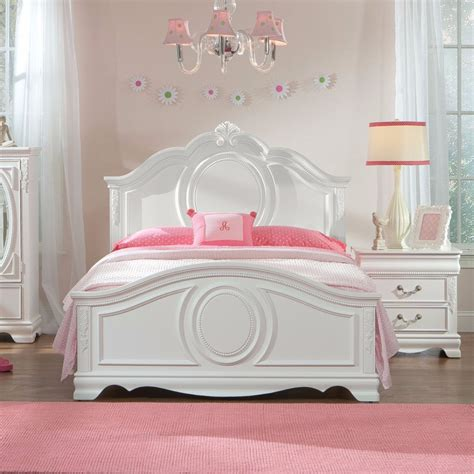 jessica collection bedroom set jessica white youth bedroom set adams furniture