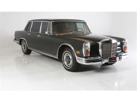 1970 mercedes 600 swb only 46 000 german cars for