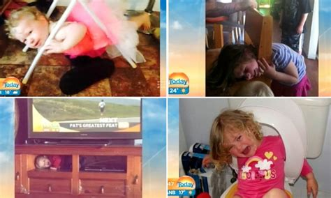 You're stuck where?! Check out these hilarious pictures of kids stuck in embarrassing situations