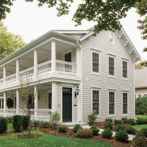 hardiplank siding colors cobblestone hardiplank with white trim church