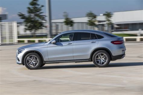 2017 mercedes glc300 4matic coupe drive review