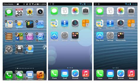 themes android ios 7 7 temas para convertir tu android en un iphone blog