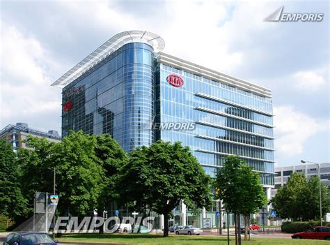 Where Is Kia Headquarters Kia Motors European Headquarters Design Center