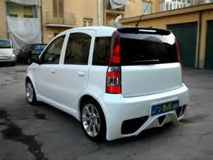 Fiat Panda 100hp Tuning Fiat Panda 1 4 100hp Tuning