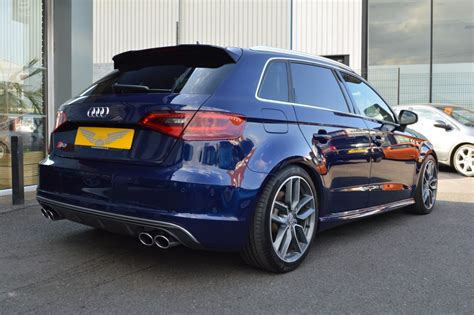 Audi S3 Wagon by Used Audi S3 S3 Tfsi Quattro 5dr S Tronic Big Spec For