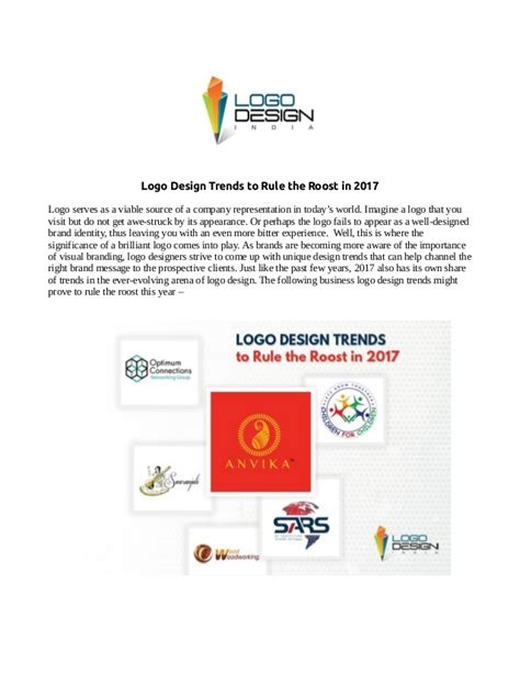 2017 design trends eyemax group logo design trends to rule the roost in 2017