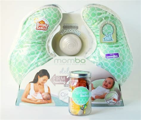baby gift ideas welcome baby gift in a jar mombo giveaway