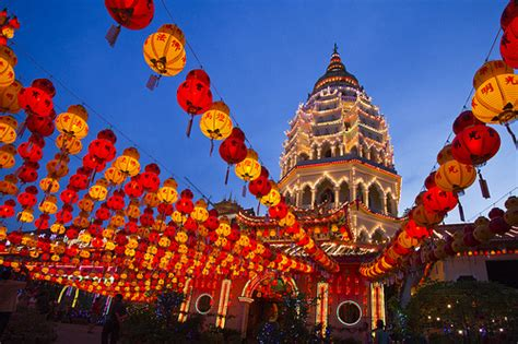 new year in penang 2018 malaysia s many ethnic groups celebrate lunar new year