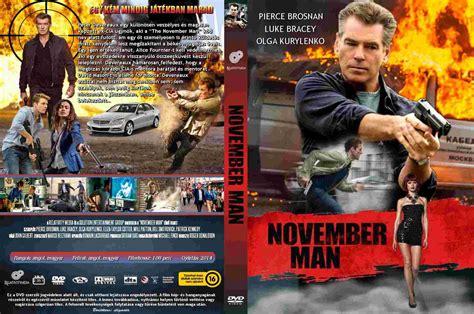 film rekomendasi november 2014 the november man 2014 r2 front www freecovers net
