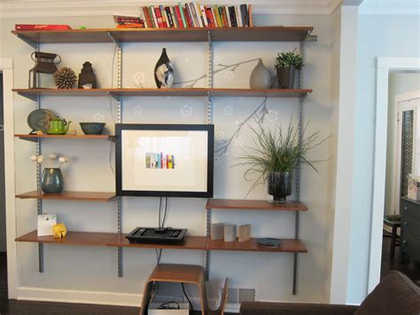 room shelves wall rack ideas pictures features breathtaking display shelf and computer desk with wall shelves