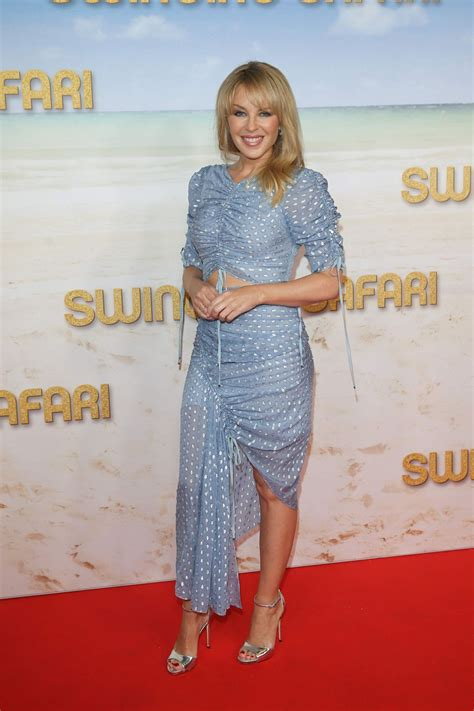 swinging in melbourne kylie minogue at swinging safari premiere in melbourne 12