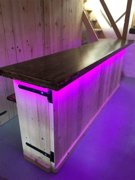 Handmade Shoo Bar - secondhand vintage and reclaimed bar and pub