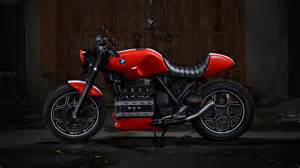 bmw k100 custom by z17 customs bikebound