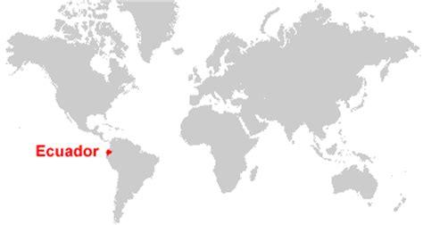 world map ecuador ecuador map and satellite image