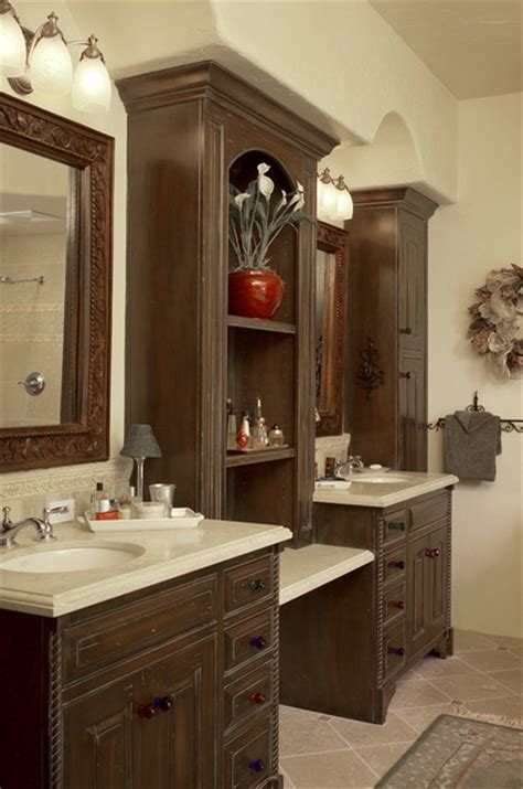 Masters Bathroom Vanity with Master Bath Vanity