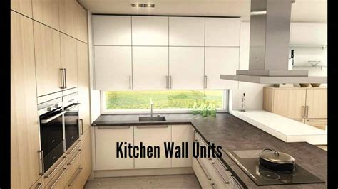 kitchen wall units designs kitchen wall units youtube minimalist kitchen wall units