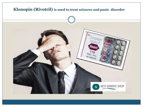 Clonazepam Detox 25mg by Ppt Get Away From Anxiety And Depression With Librium
