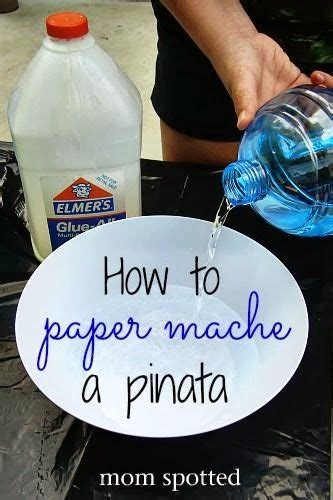 How To Make A Paper Mache Pinata Without A Balloon - 25 best ideas about paper mache pinata on