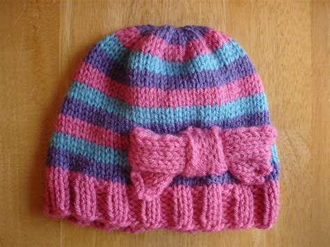free hat knitting patterns fiber flux free knitting pattern pink toddler hat