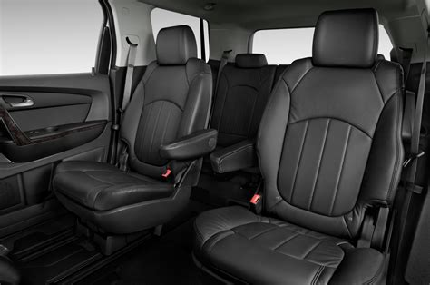 gmc acadia with captains chairs 2011 gmc acadia reviews and rating motor trend