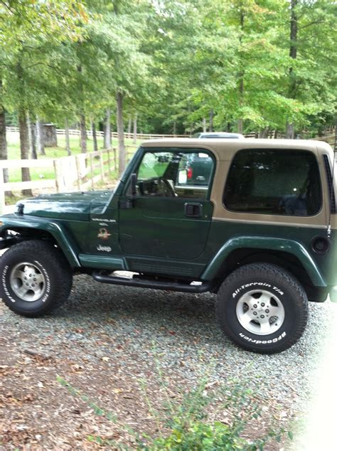 2000 Jeep Tj 2000 Jeep Wrangler Overview Cargurus