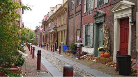 oldest street in philly the pennsylvania center for the book elfreth s alley