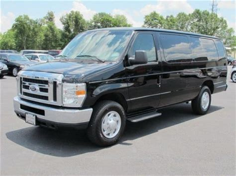 how cars work for dummies 2011 ford e350 user handbook find used 2012 ford econoline club wagon 15 passenger black navigation low miles in fort