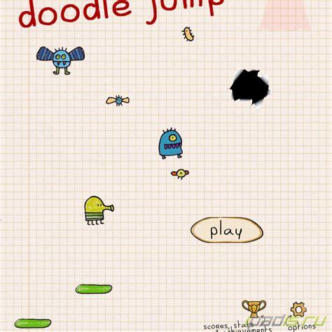 doodle jump ru doodle jump классика в новом формате 187 ipadis ru это